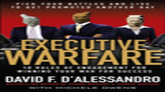 Executive Warfare - By David D'Alessandro