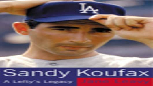 Sandy Koufax - by Jane Leavy