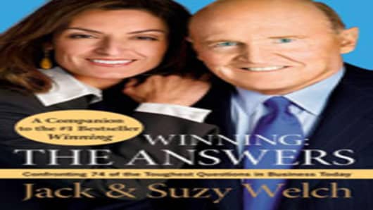 Winning The Answers - by Jack and Suzy Welch