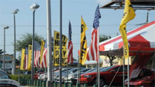 Car dealership in Miami