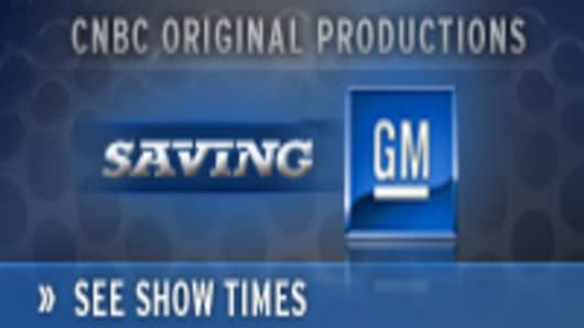 CNBC Original Productions: Saving General Motors