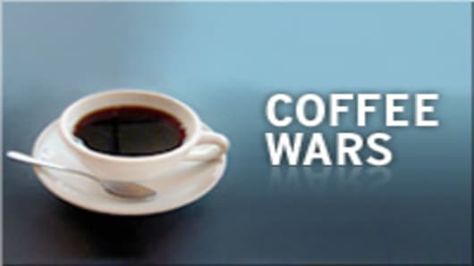 Coffee Wars