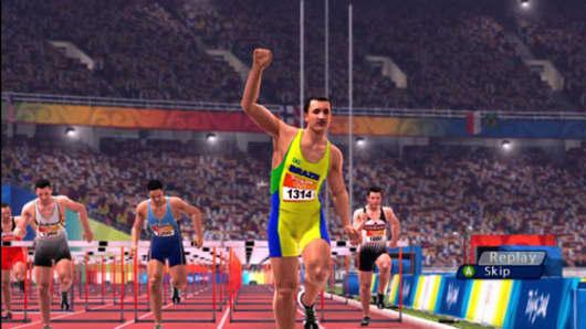 Beijing 2008 Game