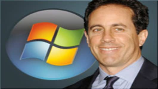 Jerru Seinfeld & Windows Vista