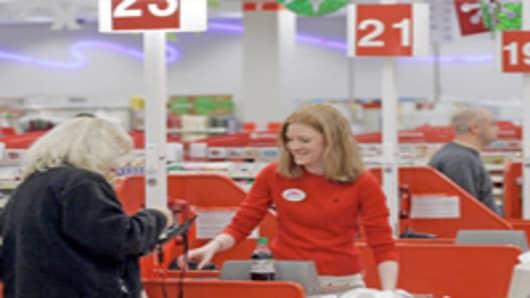 Checkout cashier