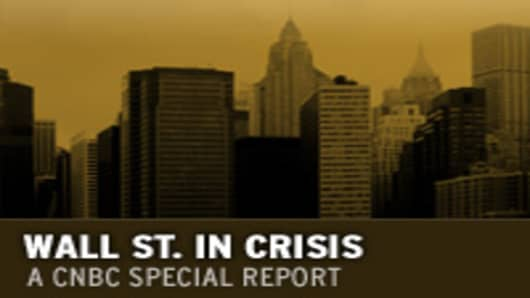 WALL STREET IN CRISIS - A CNBC SPECIAL REPORT