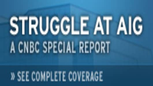 Struggle at AIG - A CNBC Special Report