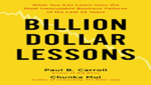 Billion Dollar Lessons