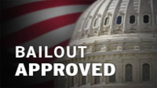 Bailout Approved