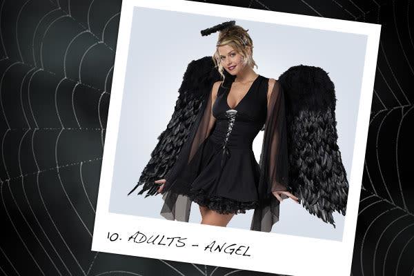 10. (Adult) Angel