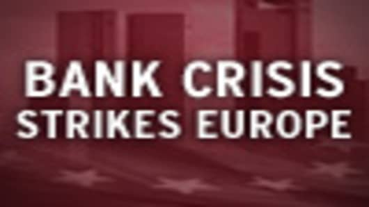 CNBC Special Report: Bank Crisis Strikes Europe