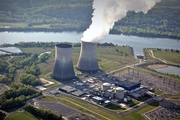 The government is currently reviewing 23 permits for new nuclear power plants and energy companies have begun the public relations push.  But, there are still hurdles to overcome including waste storage and recycling.