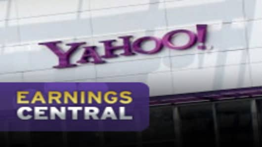 Yahoo Earnings