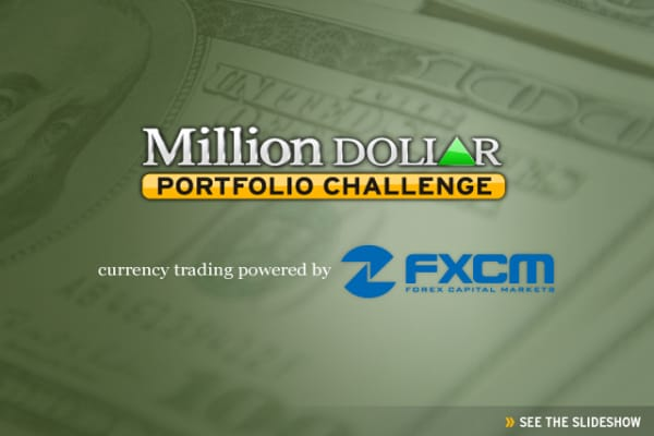 Welcome to our short tutorial. It will show you how to trade currencies in this year's CNBC Million Dollar Portfolio Challenge.  This year, 100,000 of your million dollar virtual account is available for currency trading. That means that you can take advantage of price movements in the international foreign exchange market. That's the biggest financial market in the world, with an average of over $3 trillion traded every day.Today, we will give you a brief tour of the Currency Trading Portion of