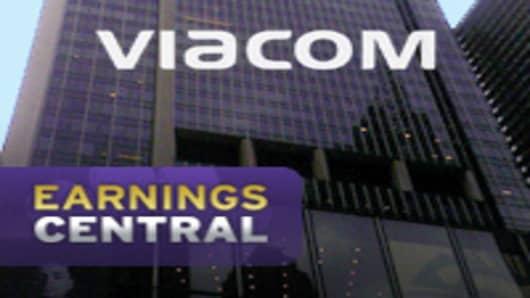 Viacom Earnings