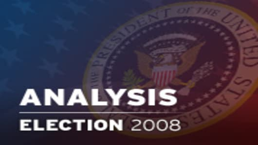 Analysis - Election 2008