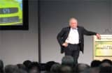 Jim Rogers talks commodities at the World Money Show in London.
