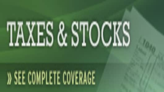 Taxes & Stocks -- A CNBC Special Report