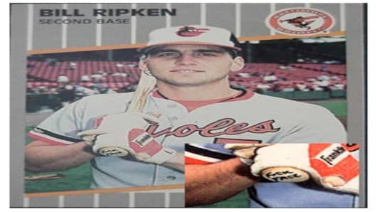 Billy Ripken Card