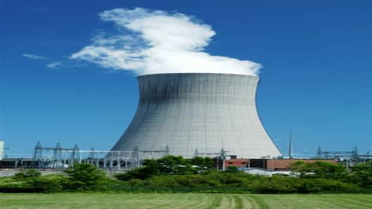 Constellation Energy's Nine Mile Point Nuclear Station in Scriba, New York.