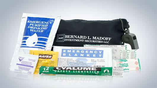 Bernie Madoff Relief Kit