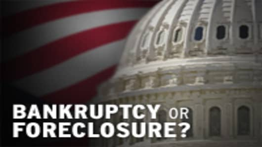 Bankruptcy or Foreclosure?