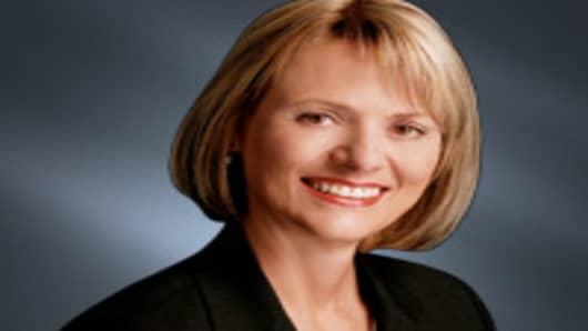 Yahoo CEO, Carol Bartz