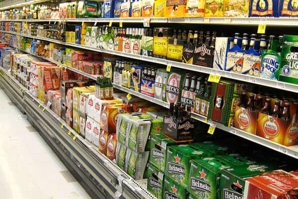 Beer advertisements usually dominate the Super Bowl, but the event ranks as only the eighth-highest, beer-selling occasion—coming behind Easter. About 53 million cases of beer were sold during the two-week period during the game last year, according to Nielsen.»