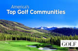 Each year, Travel + Leisure Golf puts together its list of the . These are among the most exclusive and visually stunning communities in the country and have been chosen on a range of criteria: Golf amenity, residential architecture and style, location, management services and programming options, non-golf amenities and environmental stewardship. The rankings also take into account public access to the course — the more exclusive the property, the better it is for the ranking. With starting home