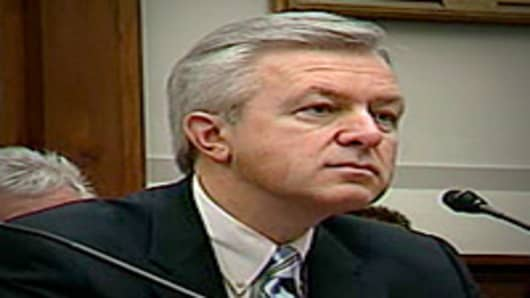 John Stumpf testifying before House Financial Services Committee