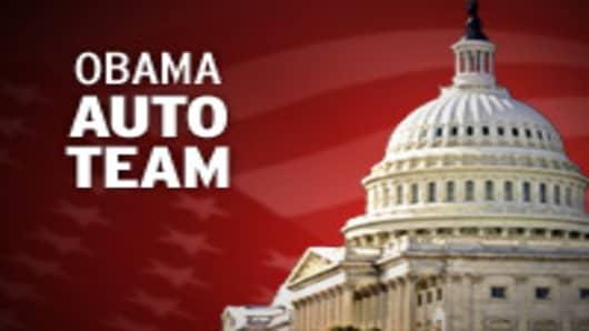 Obama Auto Team