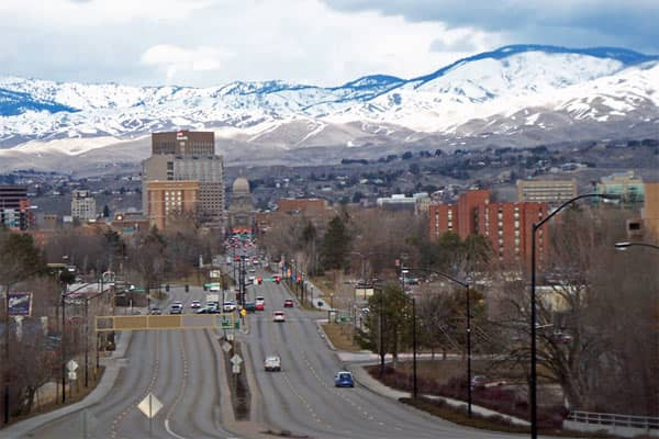 Boise, Idaho, skyline | Photo: John D
