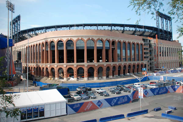 Queens, N.Y. : New York Mets : $850 million (esitmate) : 42,000 : 2009