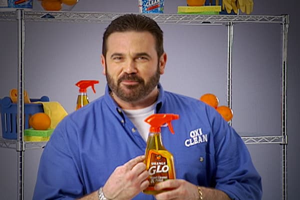 "The infomercial industry made stars out of professional pitchmen like the late Billy Mays best known for OxiClean.  The bearded, blue-collar everyman commanded tens-of-thousands of dollars per product pitch, and he also took a percentage of the sales.   Billy Mays: ""Life's a pitch and then you buy."""