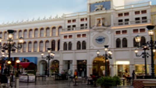 The Grande Canal Shoppes