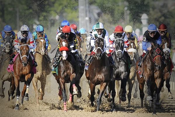 It happens once a year on the first Saturday in May. Twenty of the fastest thoroughbreds explode onto the racetrack at Churchill Downs in Louisville, Kentucky for the Run for the Roses. America's favorite horse race has evolved into a multi-billion dollar industry.
