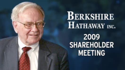 Berkshire Hathaway 2009 Shareholder Meeting