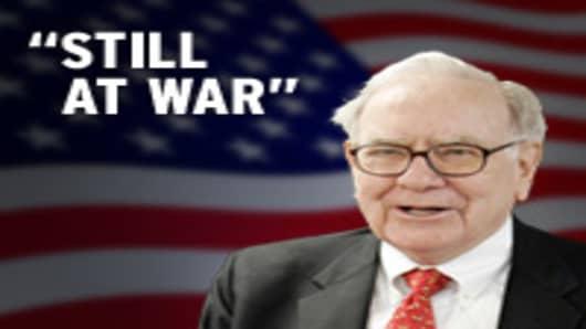 """Warren Buffett - """"Still at War"""""""
