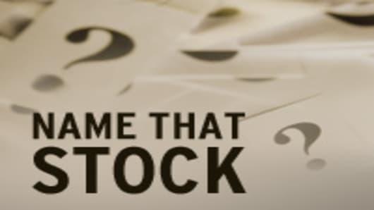 Name That Stock