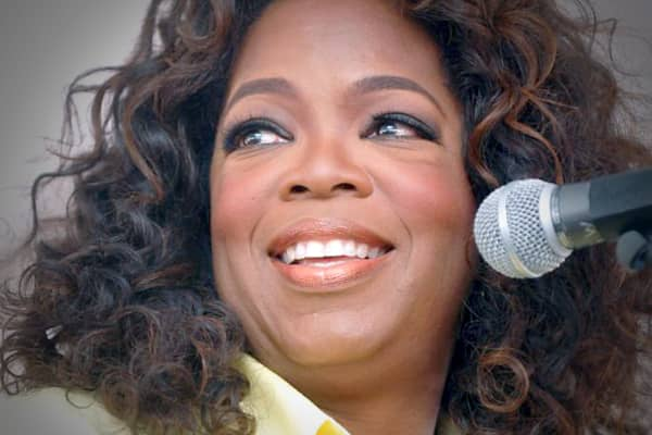 "Getting on the Oprah Winfrey show could be the biggest opportunity of someone's life.  About 20 companies strike gold every year when their products are featured on Oprah's yearly ""Favorite Things"" show."