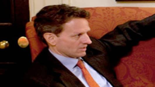 Timothy Geithner