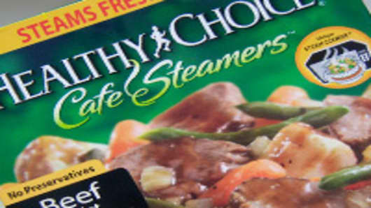Healthy Choice Frozen Food