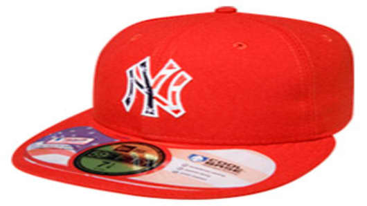 "2009 New Era Cap Authentic Collection ""Stars and Stripes"" cap"