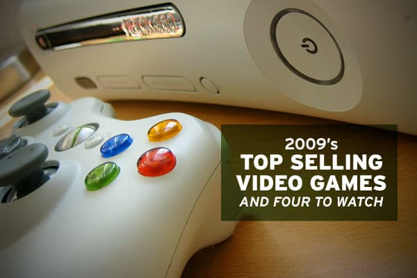 """We're nearly at the halfway point of 2009, so it seems a good time to take a look at what's driving sales in the video game industry.On the whole, this year hasn't been overly kind so far. Software sales are down 6 percent compared to this point in 2008 – a $200 million shortfall. And while there have been a few solid hits, several of the year's best selling games are over a year old. It's important to note that the first half of last year had some blockbusters, though, including """"Grand Theft Au"""