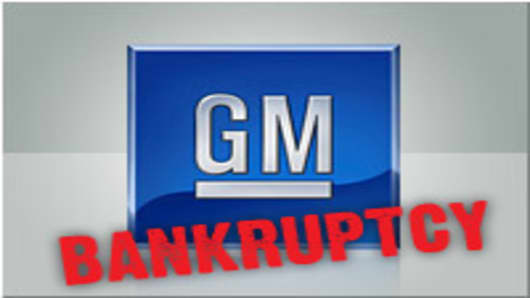 GM Bankruptcy