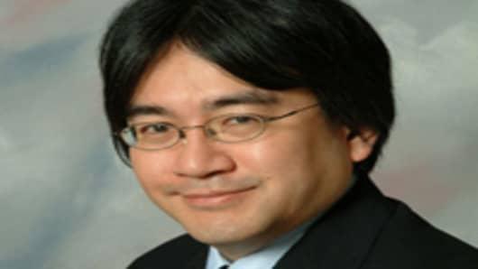 Nintendo President Satoru Iwata