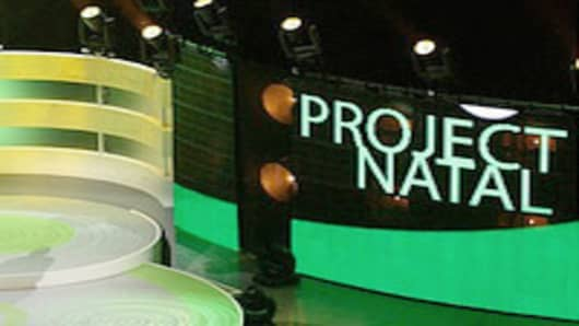 Project Natal Stage