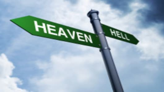 Signs to Heaven and Hell