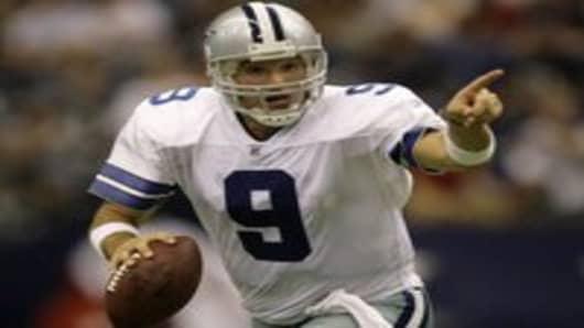 Dallas Cowboys QB Tony Romo