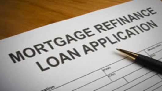 Refinance Application